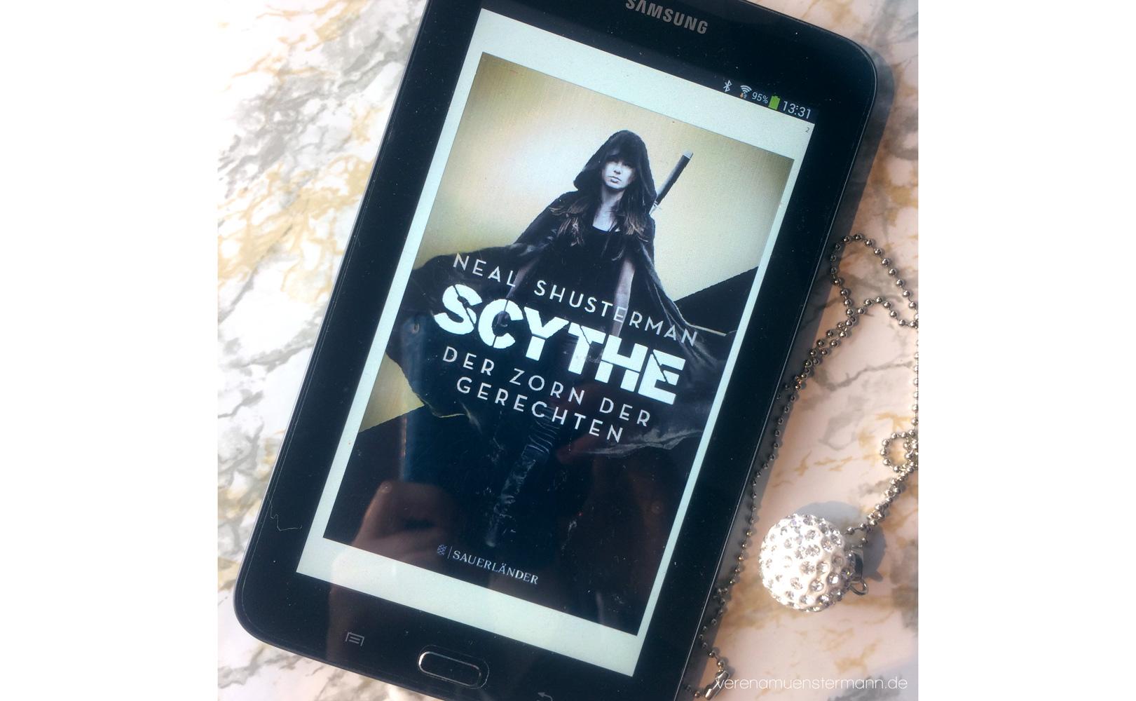 Rezension: Scythe – der Zorn der Gerechten