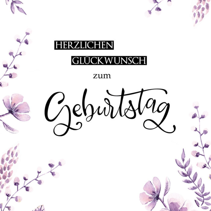 Greeting cards – Grußkarten