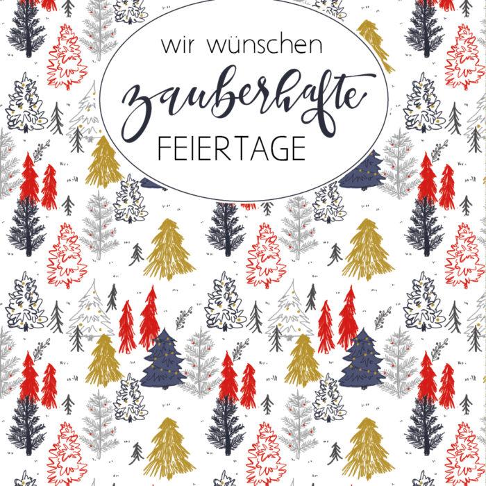 Greeting cards – christmas
