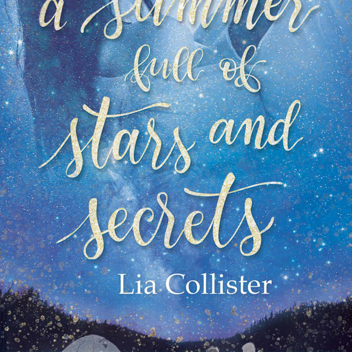 Coverdesign – a summer full of stars and secrets