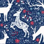 Verena Muenstermann Illustrationen Weihnachtlich rentiere