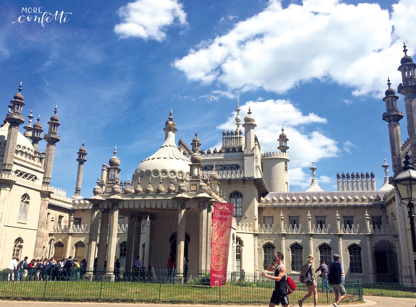 Brighton - engliches Seebad - für jeden etwas dabei - moreconfetti.de