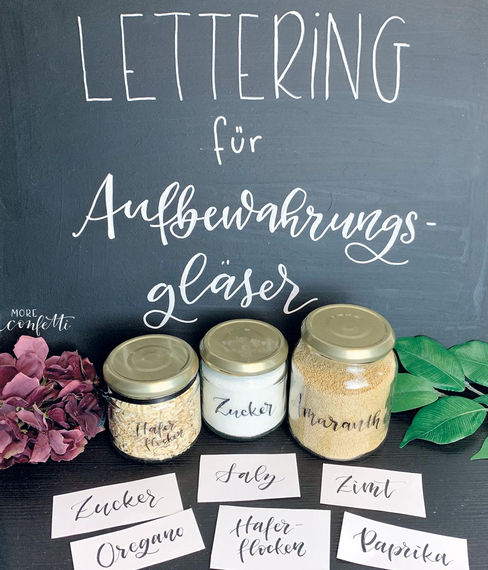 Lettering - Was ist das eigentlich und eine Anleitung mit Download