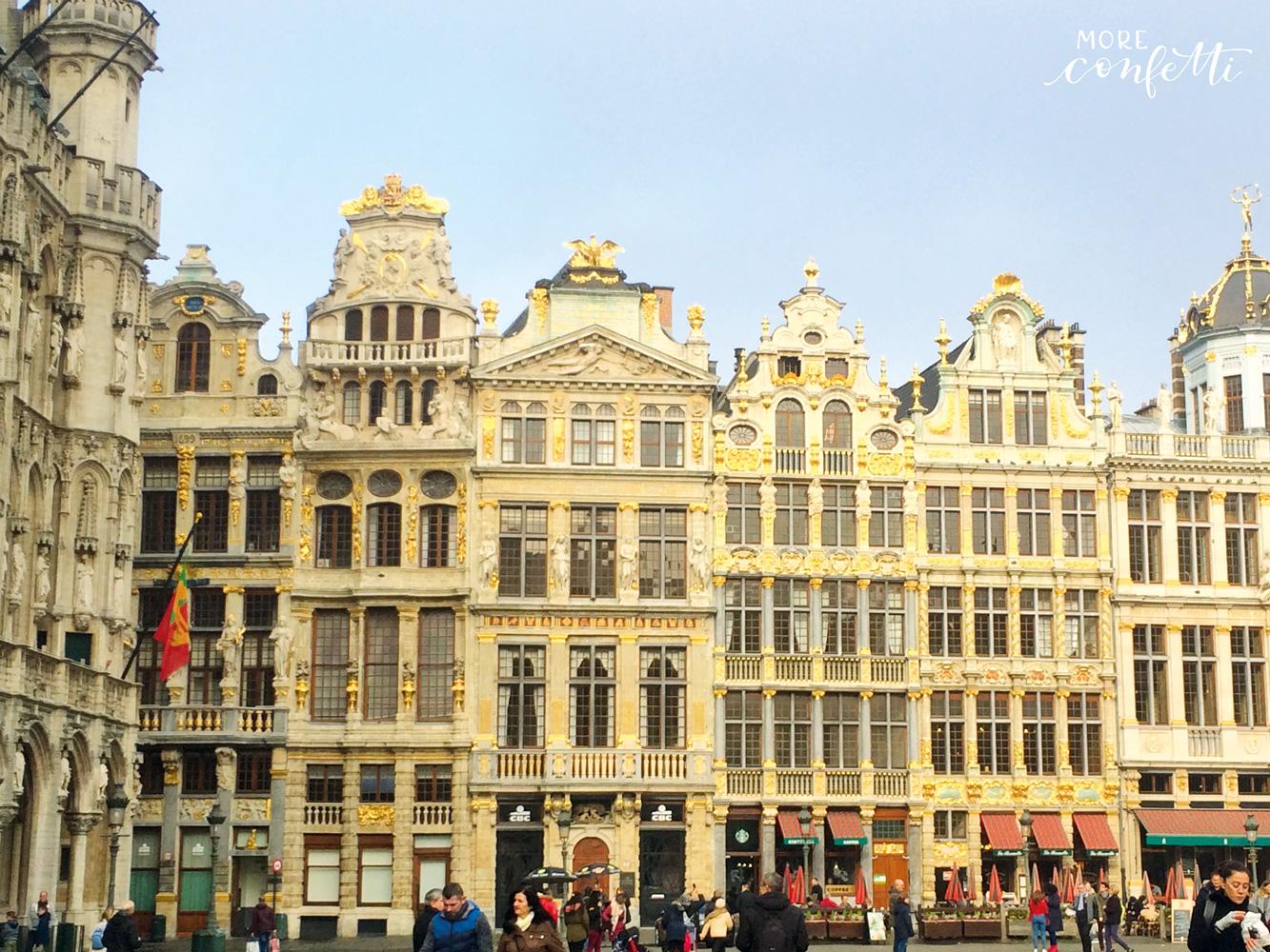 Brüssel - kleine Comictour - moreconfetti.de