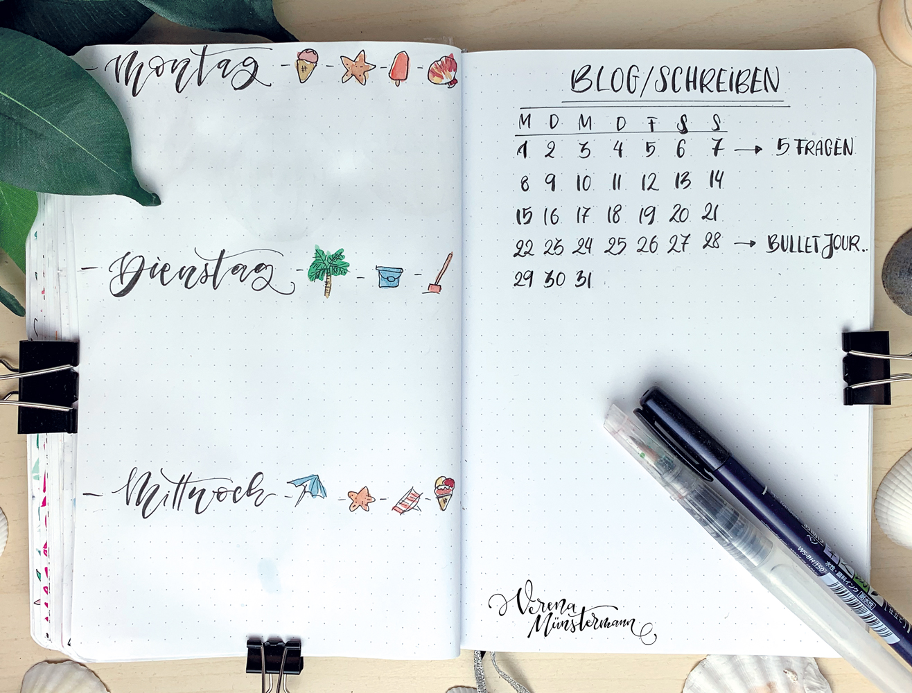 bulletjournal-Juli-verenamuenstermann.de