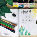 bulletjournal-august-verenamuenstermann.de