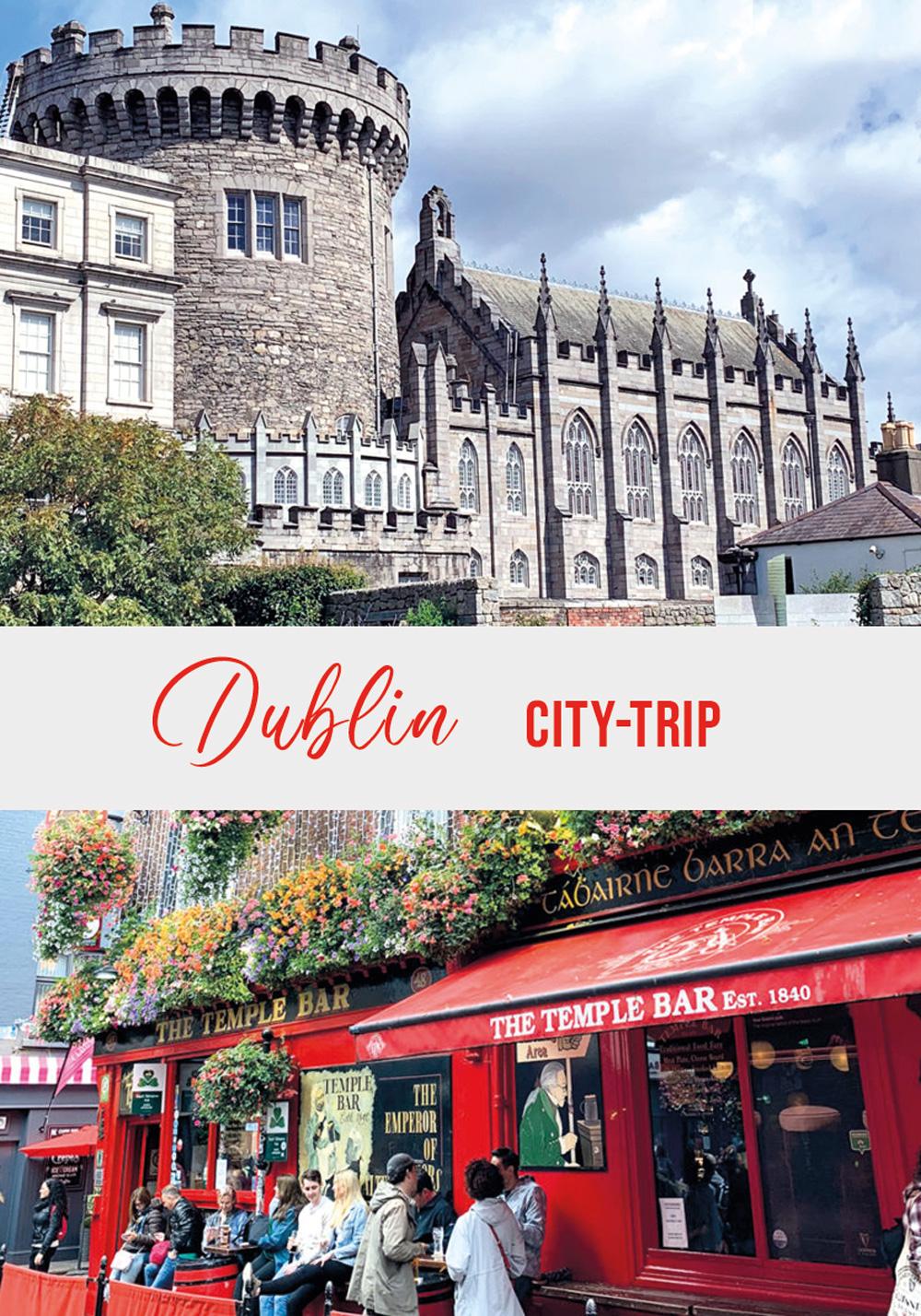 Dublin - Städtetrip - verenamuenstermann.de