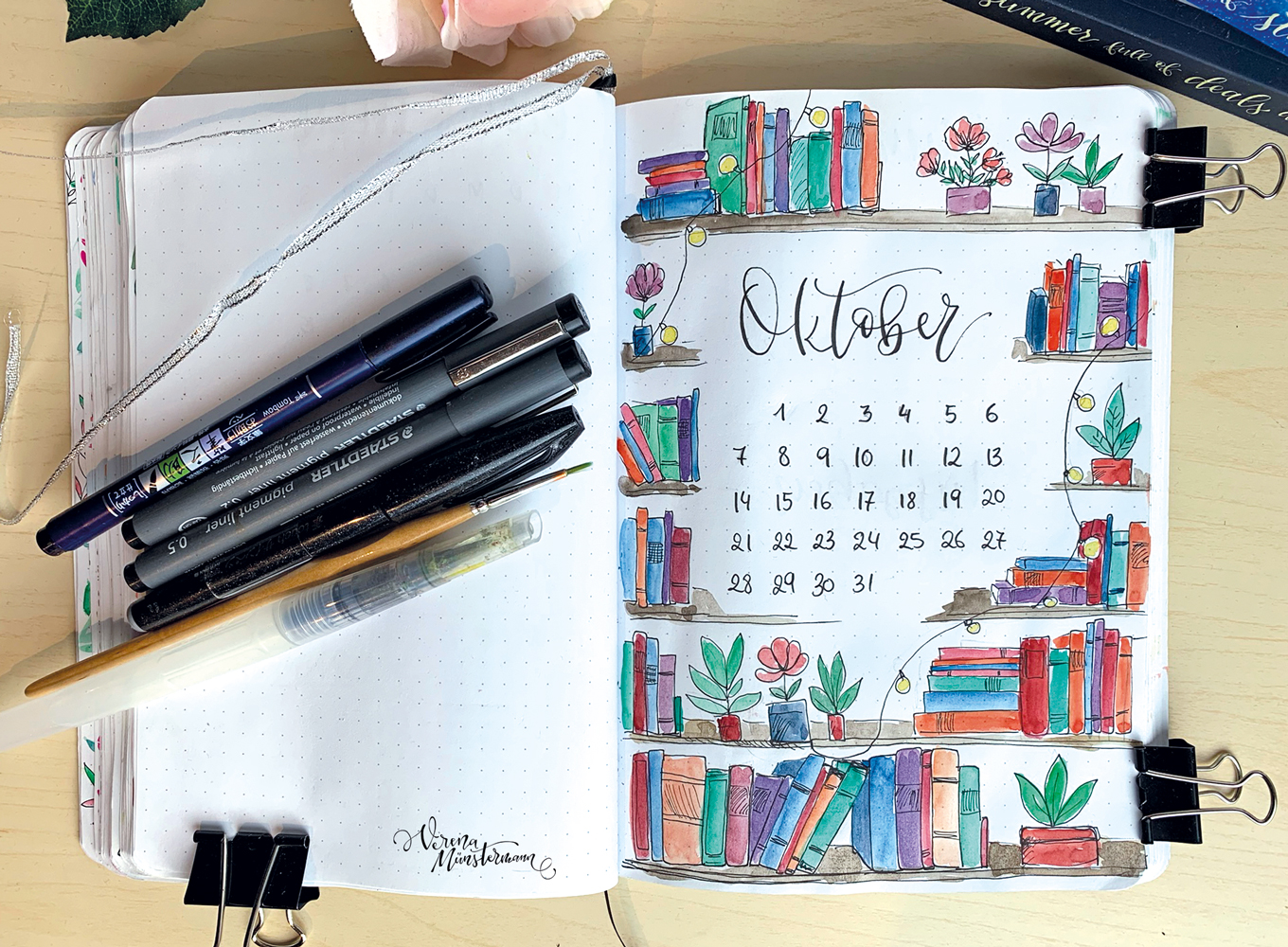 bulletjournal-oktober-verenamuenstermann.de