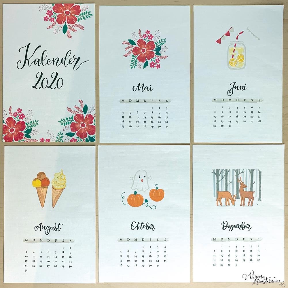 kalender2020 - verenamuenstermann.de
