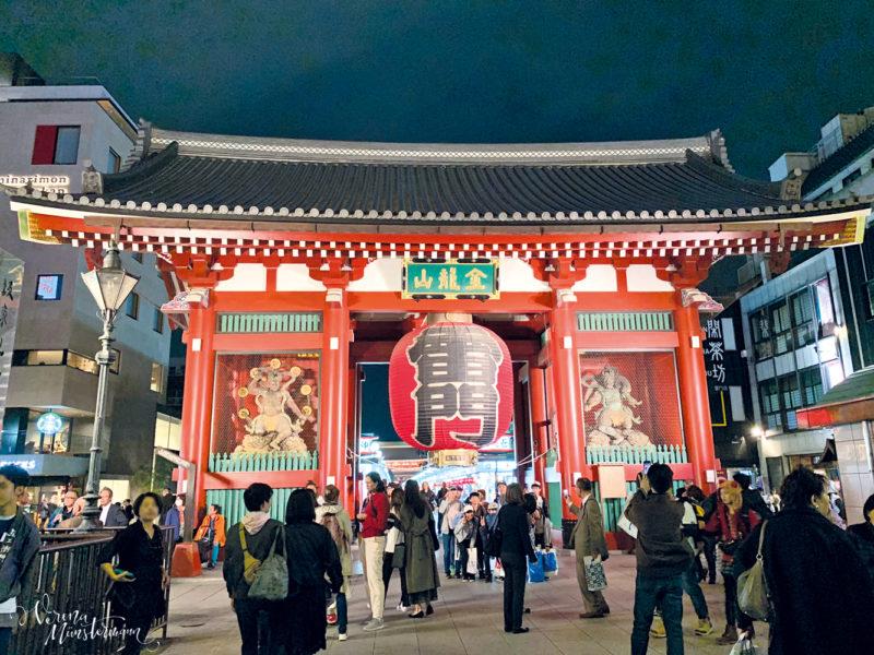 Durch Japan reisen – Tokyo