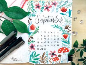 verenamuenstermann - Journal - Titelblatt - September