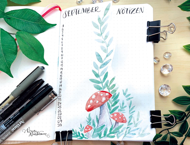 verenamuenstermann - Journal - Dutch Door - September