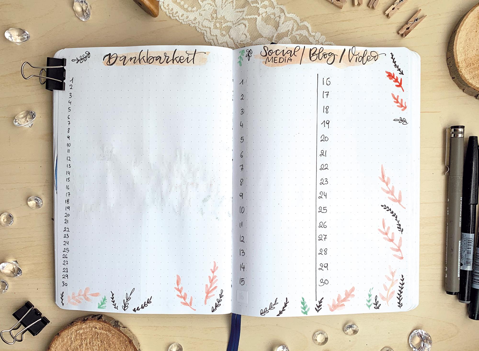 verenamuenstermann - Liste - Dankbarkeitsliste - November