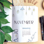 verenamuenstermann - Bullet Journal - November