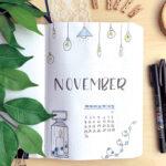 verenamuenstermann - Bullet Journal - November
