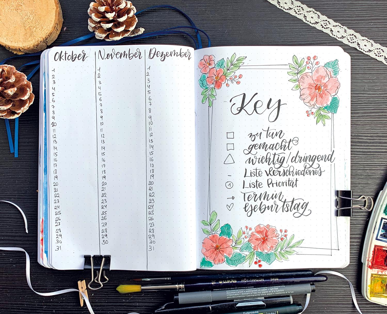 verenamuenstermann - Key- Januar