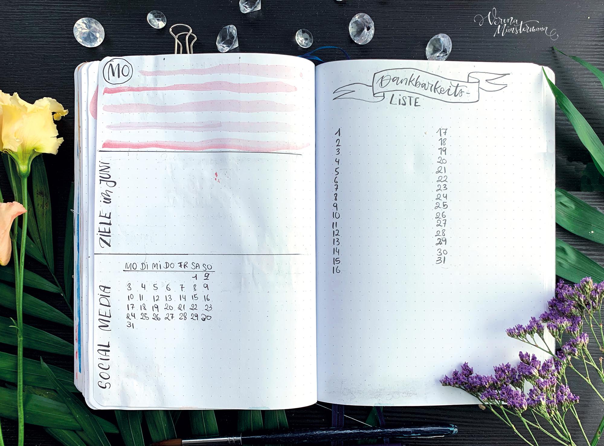 verenamuenstermann - Journal - Dankbarkeitsliste - Mai