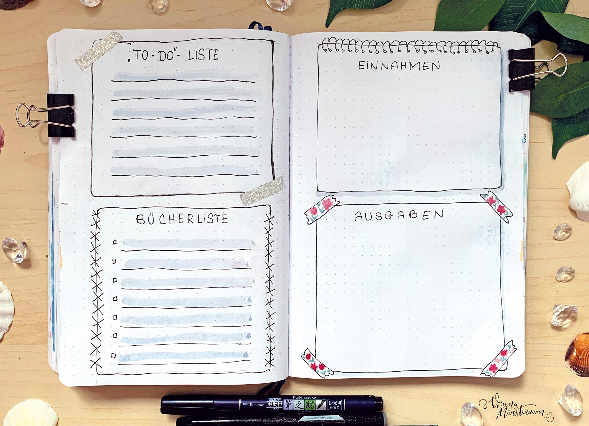 verenamuenstermann - Journal - Bücherliste - Juli